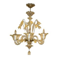 Details about CHIC VINTAGE 70's HOLLYWOOD REGENCY SCULPTURED PINEAPPLE 6 ARM CHANDELIER