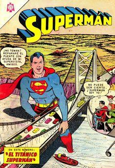 SUPERMÁN - AÑO XIII - N°465