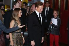 Tom Hiddleston and Natalie Portman attend 'Thor: The Dark World' Premiere at Le Grand Rex on October 23, 2013 in Paris, France [HQ]