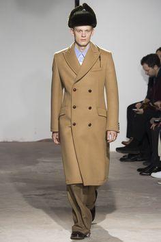 Junya Watanabe Fall 2016 Menswear Fashion Show