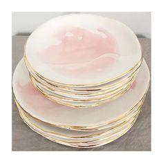 decoration home decor Ceramic Tableware, Ceramic Pottery, Ceramic Art, Orange Bowl, Dinner Sets, Dinnerware Sets, Resin Art, Home Deco, Biscuit
