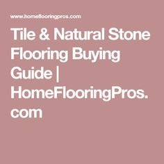 Learn about engineered flooring care, cleaning, and maintenance as well as refinishing and repairing techniques. Natural Stone Flooring, Floor Care, Cleaning Hacks, Natural Stones, Helpful Hints, Engineering, Amp, Stuff To Buy, Organizing