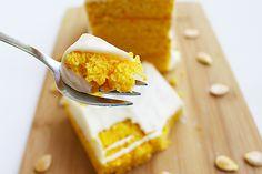 Köstlicher Kürbis-Karotten-Kuchen: Die Klassische und die Vegane Variante