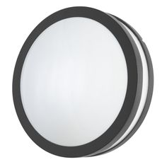 Outdoor Bulkheads | Hecate LED Round Outdoor Bulkhead | ZN-20963-ATR