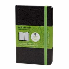 I've already put this on my Christmas Wish List! How cool is this? The Evernote smart notebook from Moleskine makes it easy to snap photos of your notes and upload them  to Evernote. Included stickers act as tags, making your notes searchable. Is anyone else an Evernote devotee? What do you think of this high-tech spin on the classic notebook?