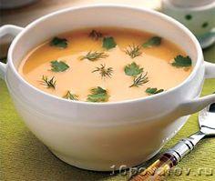 Овощной суп пюре в мультиварке Cheeseburger Chowder, Soup, Ethnic Recipes, Soups