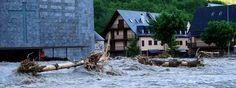 El Consorcio de Seguros abona indemnizaciones cercanas a los 40.000.000€ en Val d'Aran, Lleida, España a consecuencia de las inundaciones.