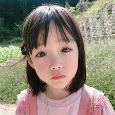 something special ♡ Korean Babies, Asian Babies, Cute Baby Girl, Cute Babies, Kids Girls, Little Girls, Ulzzang Kids, Asian Kids, Japan Girl