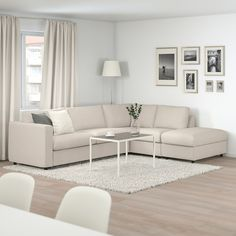 VIMLE Corner sleeper sofa, with open end/Gunnared beige - IKEA Sofa Bed, Ikea Sofa, Corner Sofa Bed, Corner Sofa Living Room Layout, Sleeper Sofa, Corner Sofa, Cosy Sofa, Sofa Bed Frame, Sofa Back Cushions