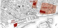 Envie de vivre Montréal différemment? Téléchargez les parcours en baladodiffusion du Centre d'Histoire de Montréal: Quartiers disparus