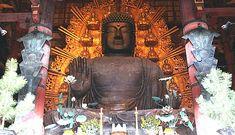 "Nara - Todaiji (東大寺, Tōdaiji, ""Great Eastern Temple"")"