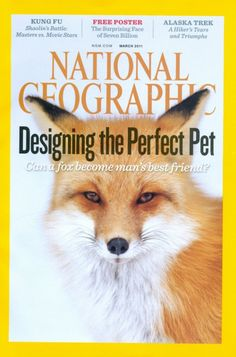 National Geographic March 2011 Issue