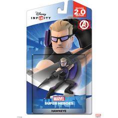 Disney Infinity: Marvel Super Heroes (2.0 Edition) Hawkeye Figure (Universal)