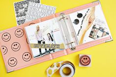 Scrapbooking For Beginners (Our Family Volume 1) – A Beautiful Mess