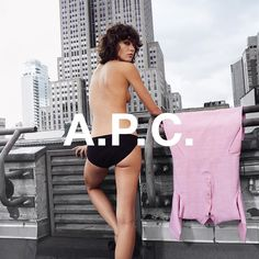 C. Steffy Argelich shot by Collier Schorr Available in stores and on apc.fr by apc_paris Brand Advertising, Fashion Advertising, Advertising Campaign, Fashion Shoot, Editorial Fashion, Fashion Beauty, Girl Fashion, French Girl Style, French Girls