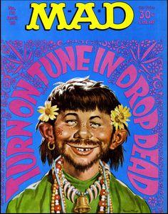 Mad Magazine - 1968.