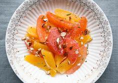 Healthy Breakfast Recipe: Winter Citrus Compote with Yogurt Recipes ...