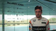 McLaren-Honda 2017 - Q&A With Fernando Alonso (VIDEO)
