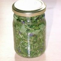Thyme Tincture Recipe