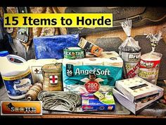 Prepper Survival Supplies Inspiration: Options For Rudimentary Factors For Arranging Your Bug Out Bag - Sam's Prepping Survival Supplies, Emergency Supplies, Survival Food, Outdoor Survival, Survival Prepping, Survival Skills, Survival Quotes, Prepper Food, Survival Videos