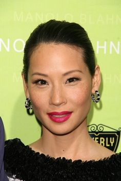 The View: Lucy Liu Paintings, Elementary & Tria Hair Removal Laser 4X #laserremoval #depilacionlaser