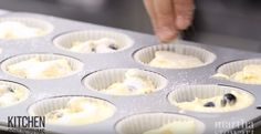 Are you looking for the ultimate muffin recipe? Then look no further. This muffin batter not only yields incredibly moist, delicious muffins, but it's virtually interchangeable with between any type of muffin you'd like to make. You heard that correctly....