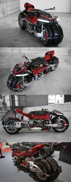 Bizarre Lazareth LM847 Gets a Maserati V8 Engine