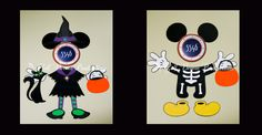 Get Spooky on the High Seas with Disney Halloween Cruise Magnets