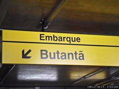 Estação Butantã - SP