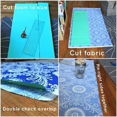 Sew Much Sunshine [to the square inch]: Tuesday Tutorial: Customized Outdoor Bench Cushions