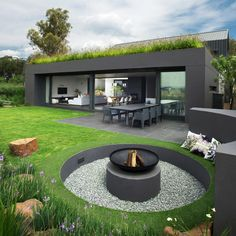 Popular Modern Front Yard Landscaping Ideas Best Of Modern Front Yard Designs and as Modern Landscaping Ideas for Front Modern Front Yard, Front Yard Design, Front Yard Landscaping, Backyard Patio, Landscaping Ideas, Modern Landscaping, Backyard Ideas, Steep Backyard, Backyard Office
