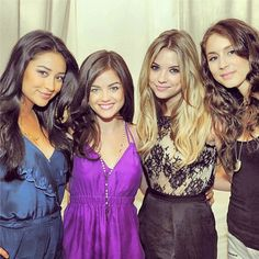 Image discovered by Skaidre. Find images and videos about pretty little liars, pll and ashley benson on We Heart It - the app to get lost in what you love. Pretty Little Liars, Pretty Girls, Lucy Hale, Ashley Benson, Ashley Walters, Pretty People, Beautiful People, Amazing People, Beautiful Soul