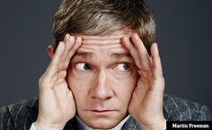 Doing a little martin freeman fangirling after seeing the hobbit