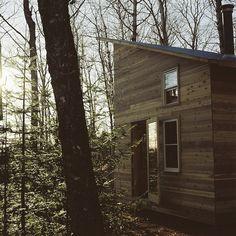 north woods cabin
