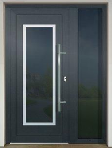 GAVA 701 Anthrazit vchodové dvere Front Door Entrance, Windows, Detail, Doors, Tiny House Interiors, Cooking, Front Door Entry, Main Entrance, Ramen