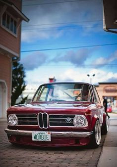 Bmw 2002 #BMW #Slammed #Chrome #VinylWraps #Rvinyl ***Use Code CHROME for 25% Off Until 11.11.14 at http://www.rvinyl.com/Chrome-Vinyl-Film-Wraps.htm