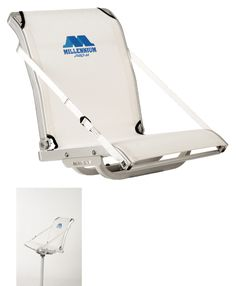 Other Fishing 384: Millennium Marine Pro-M Salt Water Boat Seat White Sw100wh (Crappie Pole Fish) -> BUY IT NOW ONLY: $129.99 on eBay!