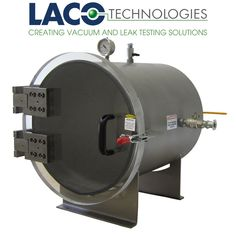 """LVC1820-3112-HI 18"""" X 20"""" HI VACUUM CHAMBER - Vacuum chambers are an essential part of any vacuum system. Customize your vacuum chamber by adding a pump, vacuum hoses and a vacuum controller for a complete vacuum system ready for your application."""
