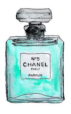 Googled it...but, didn't come up...don't think there is a Turquoise Chanel...juz sayin'