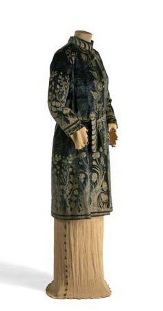 Mariano Fortuny c. 1925 - I love this jacket.....