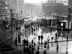 Pin by Brenda Greenwood on Old Old Pictures, Old Photos, Leeds City, Light Rail, West Yorkshire, My Town, Good Old, Back In The Day, The Past