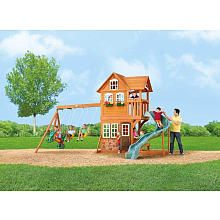 77 Best Play sets images in 2019   Play houses, Playhouse ...