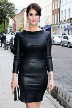 Gemma Arterton Leather Skirt, Leather Outfits, Skirts, Dresses, Fashion, Bodycon Dress, Vestidos, Moda, Leather Skirts
