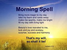 And so it is! Image result for witchcraft good day