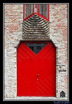 Beautiful Door ~ Gent .Belgium