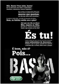 Cartaz campanha Pingo Doce
