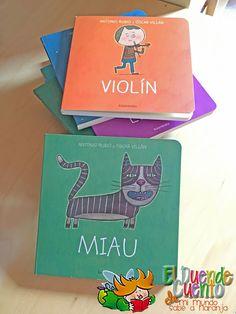 Mi Mundo sabe a Naranja: De la cuna a la luna con Miau y Violín