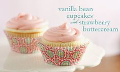 vanilla-bean-cupcakes