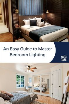 Want to make your bedroom look beautiful and glamorous? Try these awesome lighting design ideas for master bedrooms and make your bedroom decor shine. Kitchen Lighting Fixtures, Outdoor Light Fixtures, Dining Room Lighting, Bedroom Lighting, Backyard Lighting, Outdoor Lighting, Bedroom Ceiling, Bedroom Decor