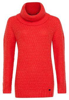 O'Neill O'riginals Fused Strickpullover für Damen Rot #Frauenmode #Fashion #Bekleidung #Mode #Damen #Pulli